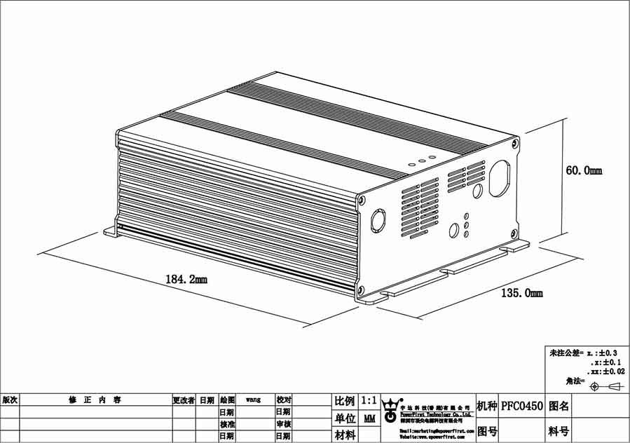 Dimension-smart450