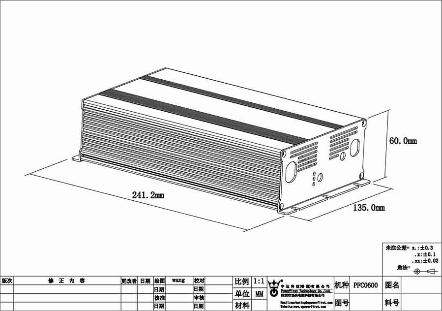 Dimension-smart600